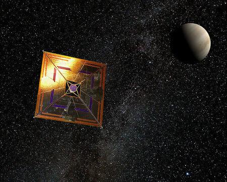 역사는 반복 된다? 행성간 항해를 위한 우주범선 솔라 세일