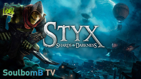 [월수금 생방송] 스틱스: 샤드 오브 다크니스