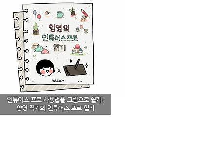 앙영작가 - 앙영의 인튜어스 프로 일기