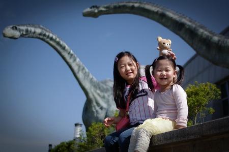 2017 해안가일주 해남 공룡박물관