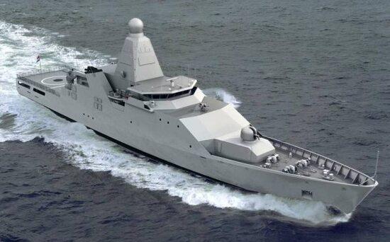 [네델란드] Holland class offshore patrol vessels