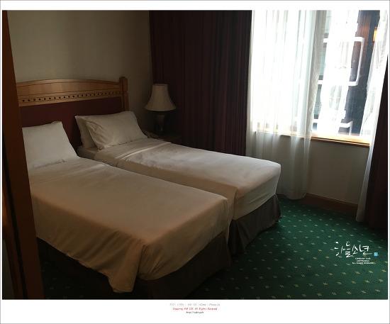 베스트 웨스턴 플러스 호텔 홍콩 (구 라마단호텔) 후기