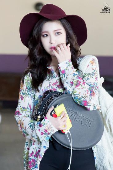 160404 Simply K-pop 퇴근