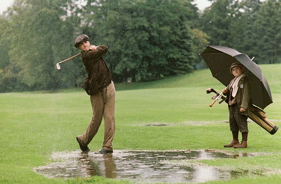 [골프이야기] 집에서 즐기는 주말골프, 골프영화 추천