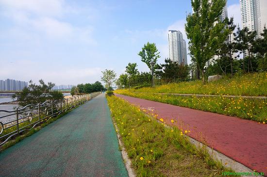 인천둘레길 7코스 : 소래포구역 ~ 해오름공원 ~ 동막역