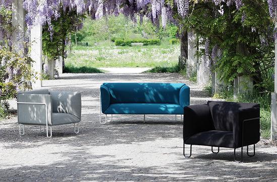 *미니멀, 엘레강스 암체어 [ diego sferrazza ] fargo armchair & two-seat couch for spHaus