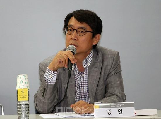 """세월호 청문회 나온 TV조선 부장, """"유병언 보도 이유는"""""""