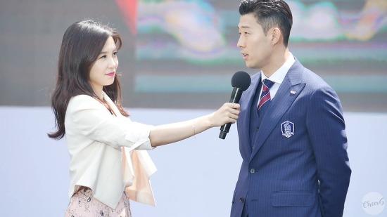 [4K] 손흥민 & 황희찬 인터뷰 '황희찬 말안듣는 후배' ?!