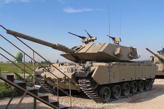 마개조의 군사강국 이스라엘이 보유한 특별한 지상병기