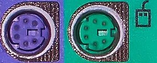PS/2 포트에 키보드와 마우스를 바꿔서 연결 할 수 있을까? 속도테스트
