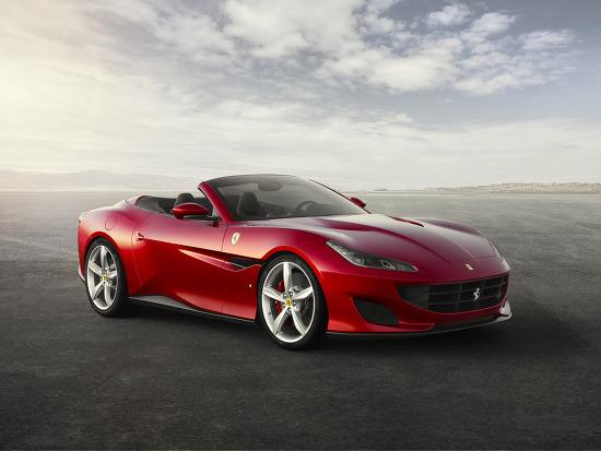 2017 페라리 포르토피노(Ferrari Portofino) 원본 사진들만 정리