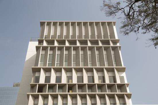 *공동생활을 지향하는 단체 구성원을 위한 주거공간-[ K+M Arquitectura y Urbanismo ] Atenea Building