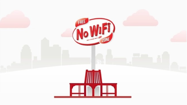 킥캣(Kit Kat)_Free No-WiFi Zone