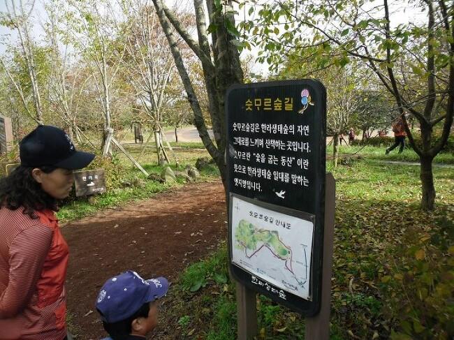 숫모르 숲길 - 한라생태숲 1