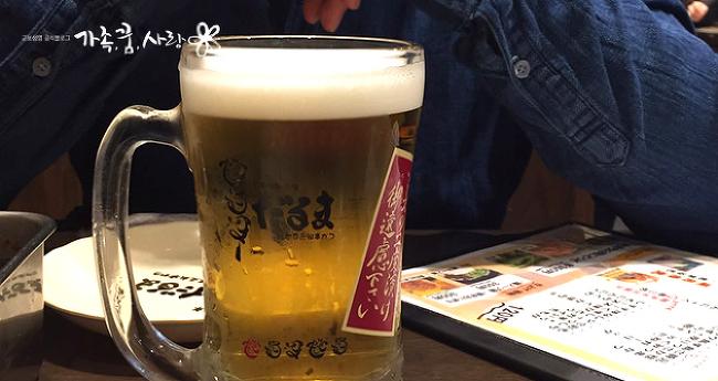 맥주의 계절, 일본 맥주 취향대로 골라 마셔요