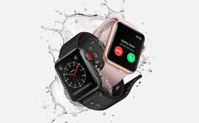 애플워치 시리즈3 LTE, 한국 출시 준비