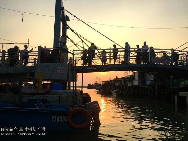 조금 더 멀리 떠나는 홍콩! 옹핑과 타이오 마을, 란타우..