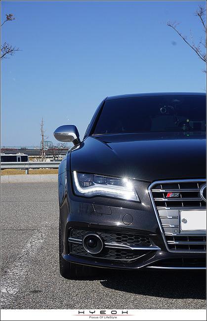 2017' Audi S7 Spotback