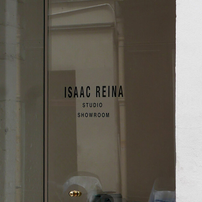 ISAAC REINA : 2018 FALL/WINTER COLLECTION