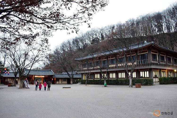 설날 가족 나들이하기 좋은 곳, 한국민속촌