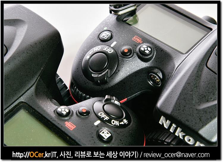 니콘 DSLR 카메라 D7200 D7100 고감도 ISO 사진 비교!