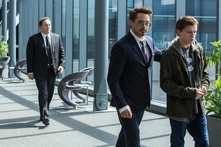 《스파이더맨 : 홈커밍》 :  톰 홀랜드, 로버트..
