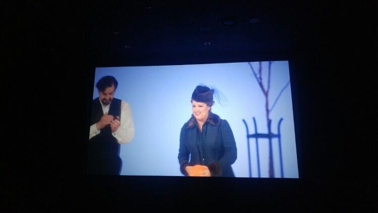 메가박스에서 오페라 보기: 카발레리아 루스티카나, 예브게니 오네긴 (2017)