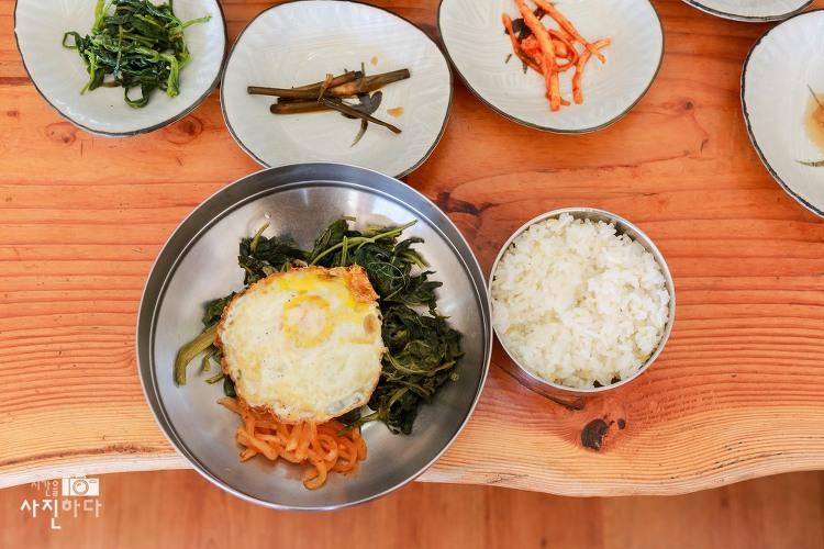 [내맘대로 맛집 - 평창맛집, 월정사맛집] 30년 전통 비로봉 산채전문 식당~!