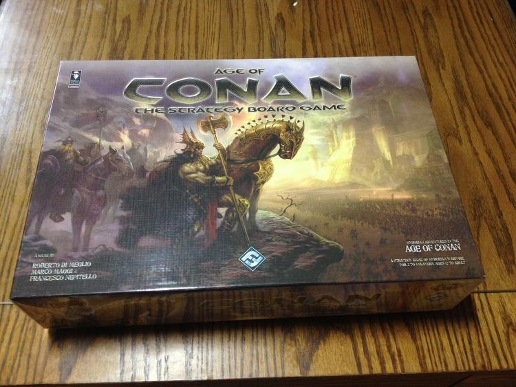 Age of Conan Custom Tray 제작