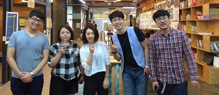 [서울혁신파크 시리즈 2] 우리의 선배님, '청년허브'를 배우다!