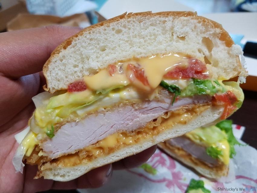 KFC - 폴인치즈버거