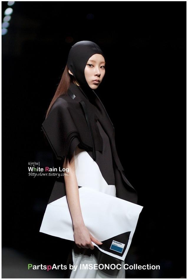 특허받은 패션, 2012 FW 서울패션위크 임선옥 '파츠파츠 컬렉션' 패션쇼