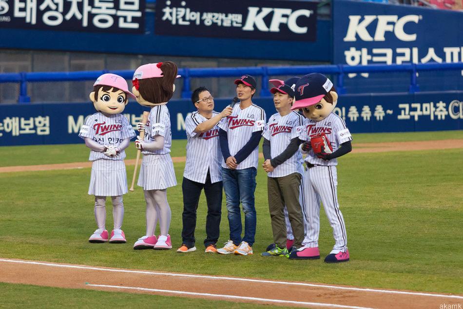 20140402 LG vs SK 짜릿한 역전승