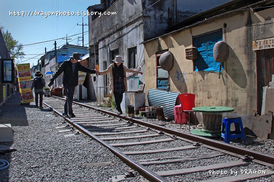 [군산여행] 경암동 철길마을, 기차길옆 오막살이의 흔적