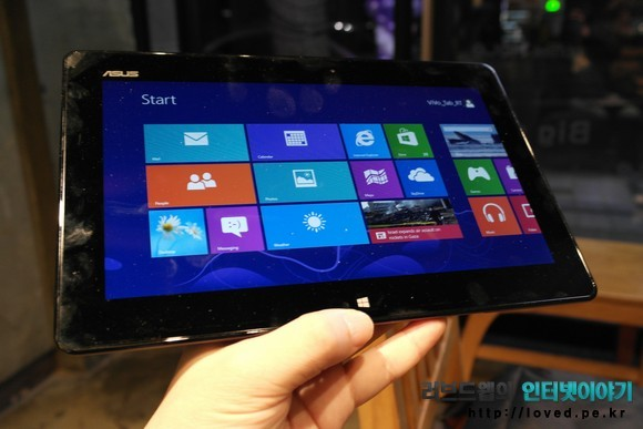 윈도우8 태블릿 PC