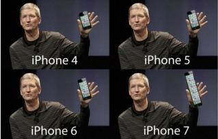 아이폰5 패러디