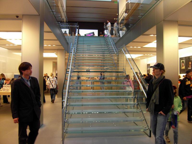 샌프란시스코 애플스토어 Apple Store San Francisco