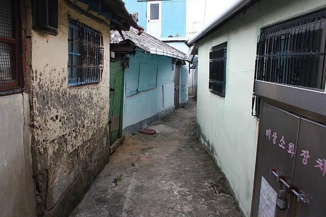 목포가볼만한곳, 목포여행, 통영동 피랑마을, 동명동 77계단12