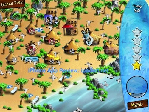 아이폰 아이패드 타이쿤 게임 트로피컬 매니아 Tropical Mania Deluxe