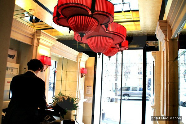 Hotel Mac Mahon Milano