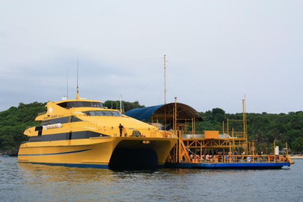 발리 데이크루즈 바운티 크루즈 Bounty Cruises