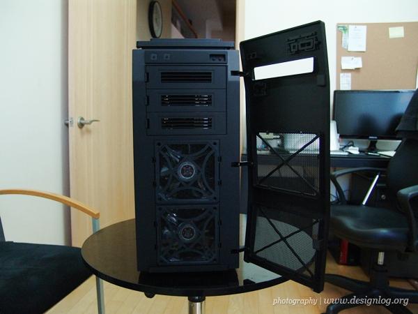 GMC H-100 풍Ⅵ, 사용성.기능성 탁월한 고성능 PC 케이스