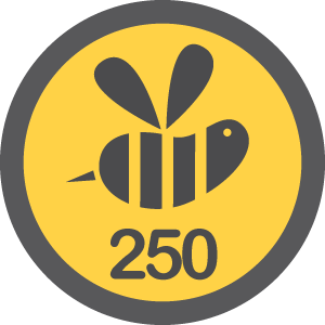 Super Swarm Badge