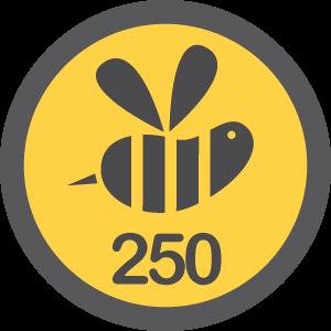 Super Swarm Badge