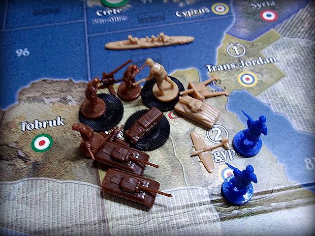 Axis & Allies 1940 Europe 플레이 후기
