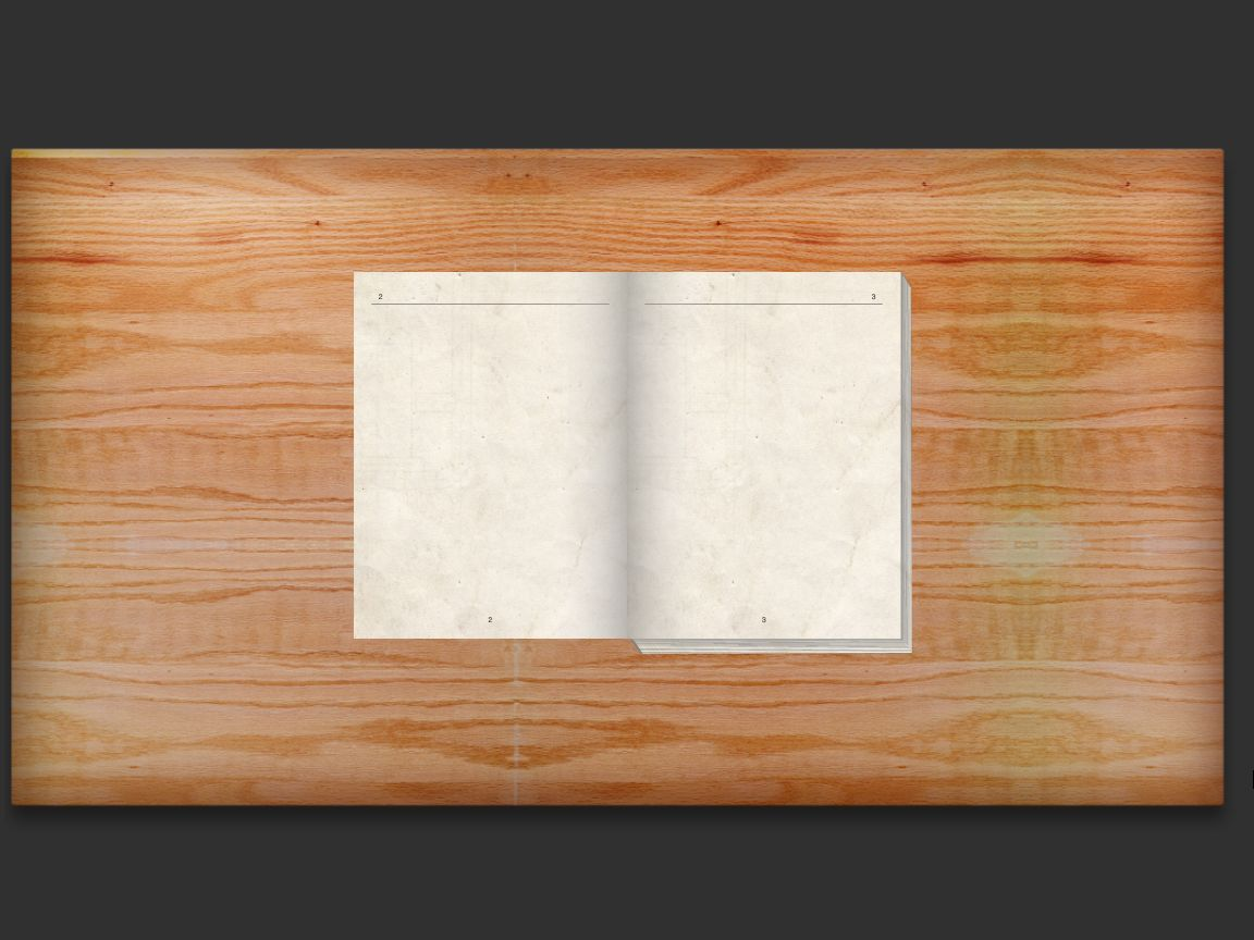 설치한 뒤 첫 실행 화면 2 - 전체 화면