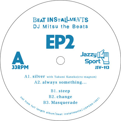 DJ Mitsu the Beats/Beat Installments EP1 'New Release'