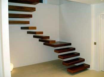 - Como se hacen escaleras de madera ...