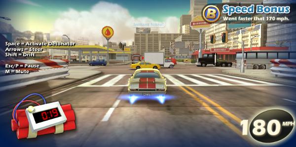 Traffic Slam 2: Detonation