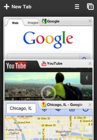 구글 브라우저 크롬 Chrome 아이폰 아이패드